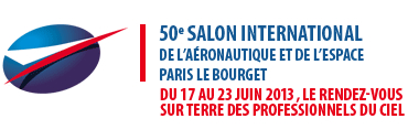 50eme salon international du Bourget 2013